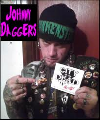 johnny daggers