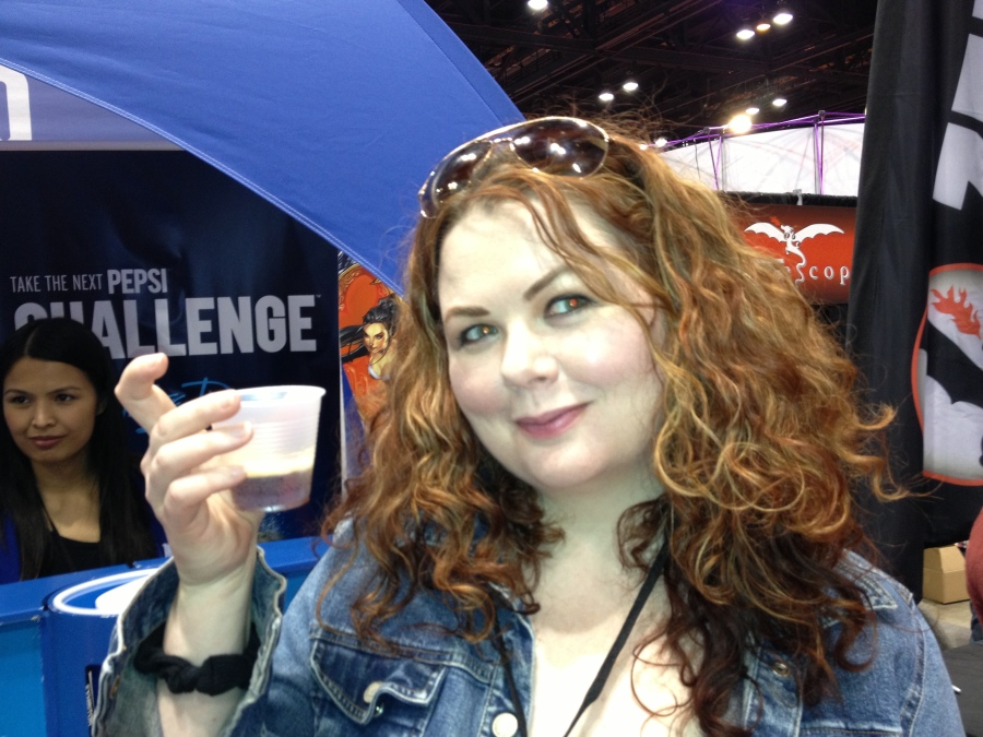Clare conquered the New Pepsi Challenge. Did you?