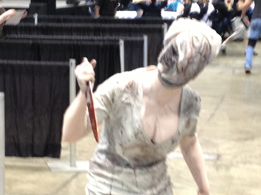 Need to nurse your Silent Hill obsession? Look no further!