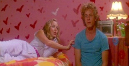 Pink and Pretty: Young and Shor - who, also, appeared together in Condon's Strage Invaders.
