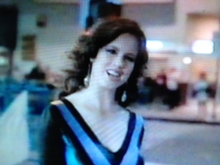"""Debi as """"Roxie"""" in Avenging Angel"""