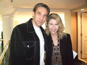 Tina and Gary Daniels