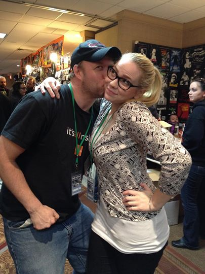 BGHF LOVES journalist Kate Davis!