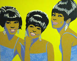marvelettes painting