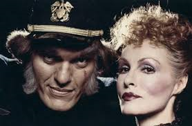 W/Julie Newmar in horror comedy Hysterical