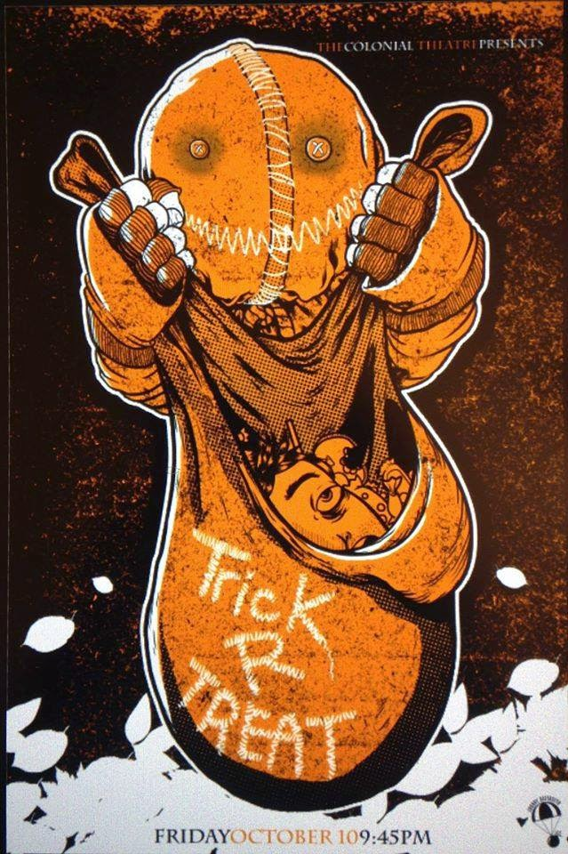 trick r treat poster