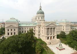 indiana state capital