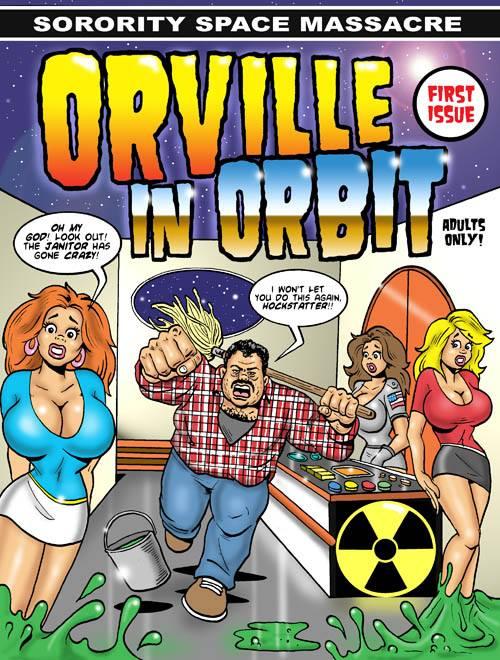 Orville in Orbit