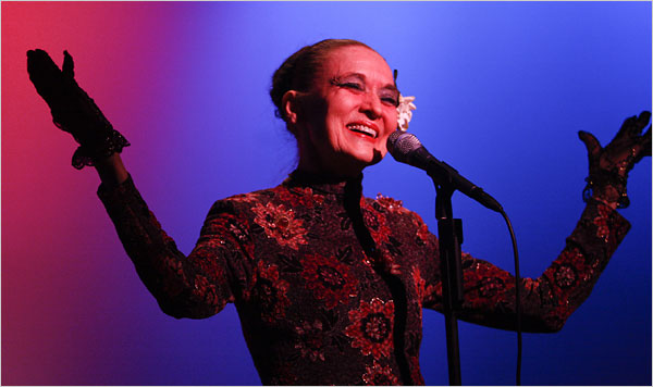 julie singing
