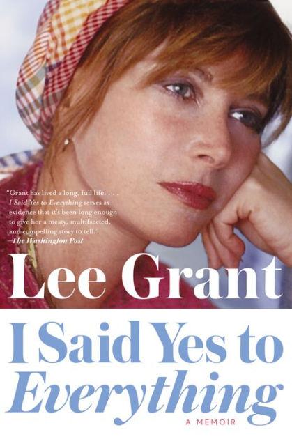 lee grant book