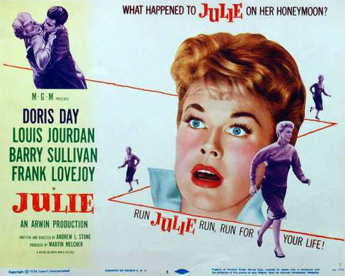 day julie poster