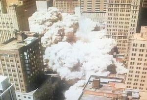City Killer Explosion