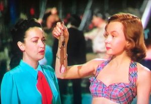 Greatest - Dorothy and Gloria Fight