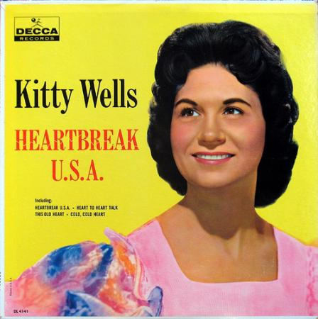 kitty wells heartbreak