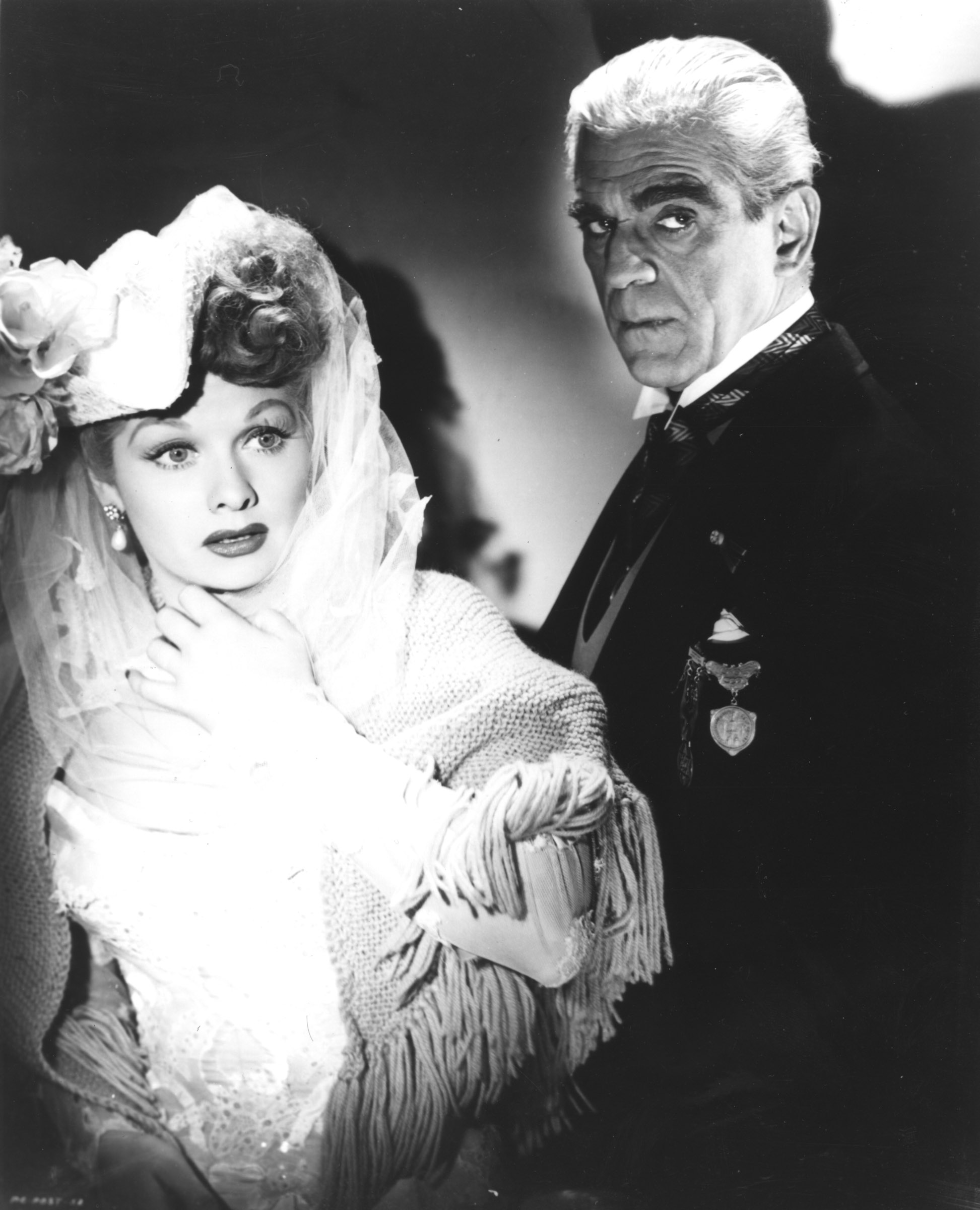 lucille ball lured