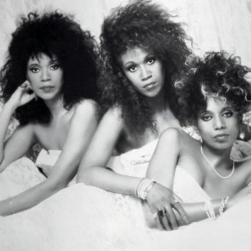 Pointer sisters group