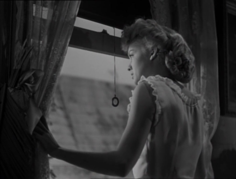 Myrna Dell in The Spiral Staircase (1945).jpg