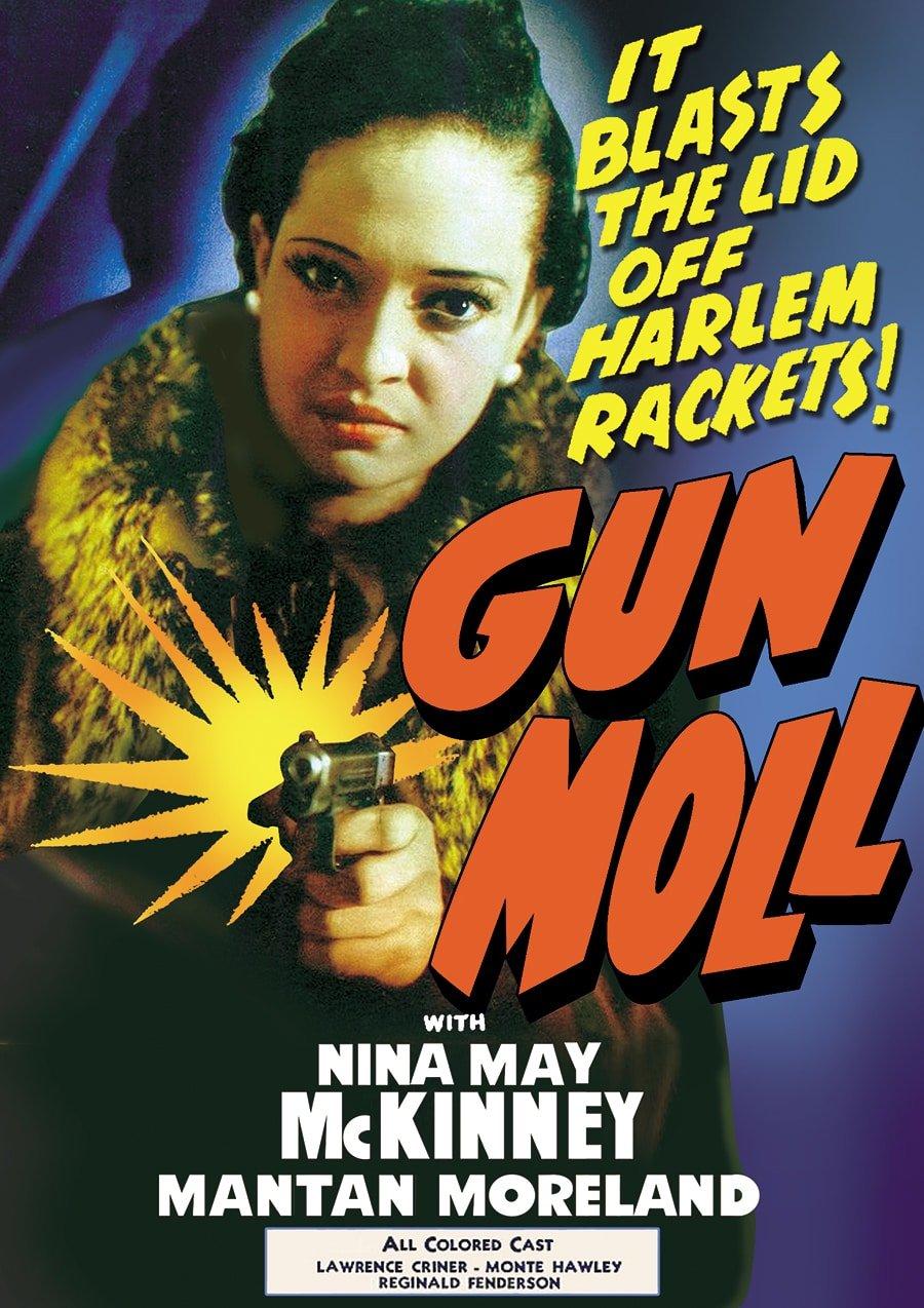 Nina Mae McKinney Gun Moll