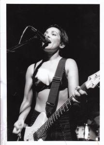 Jane Wiedlin guitar