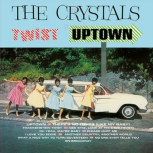 Crystals Twist Uptown