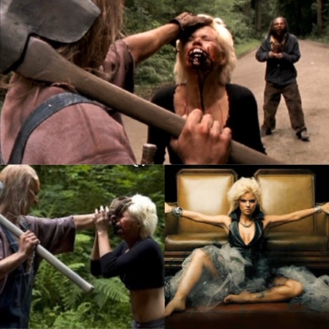 Kimberly Wrong Turn 2