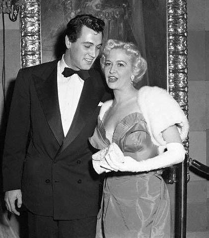 Marilyn Maxwell and Rock Hudson 2