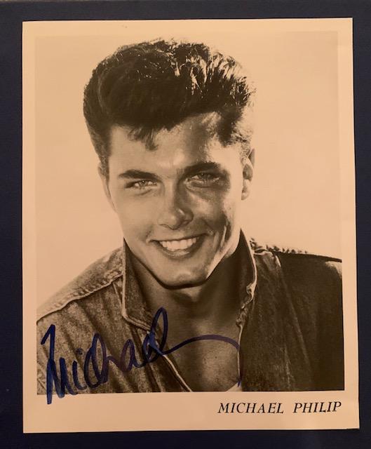 Michael Autograph