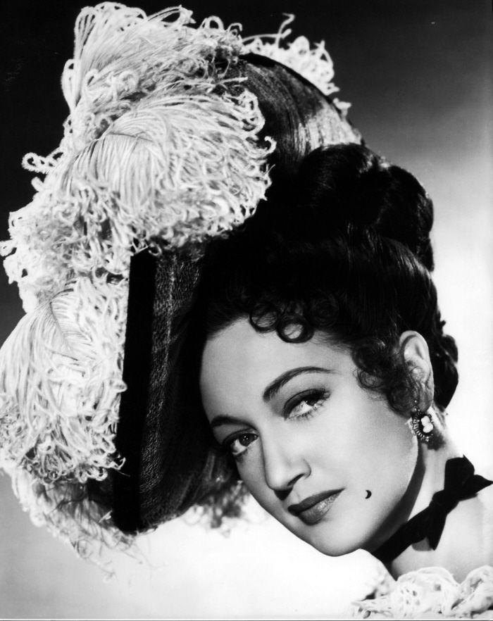 Dorothy LaMour Lulu Belle